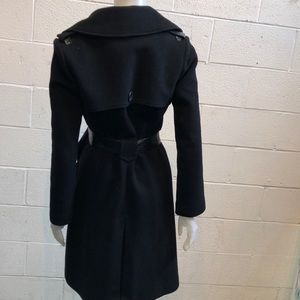 Mackage Jackets & Coats - Mackage black wool coat, sz m, 62313